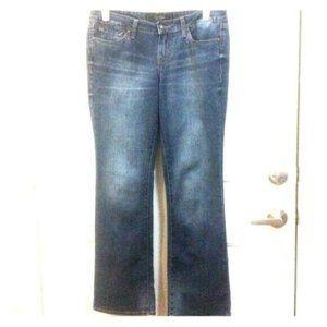 JESSICA SIMPSON 30 Sunshine Skinny Boot Jeans